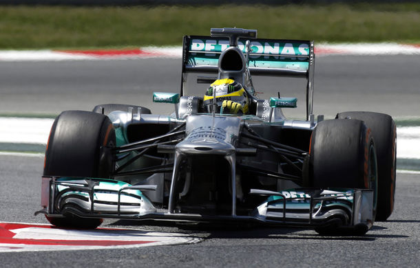 Rosberg va pleca din pole position în Marele Premiu al Spaniei!