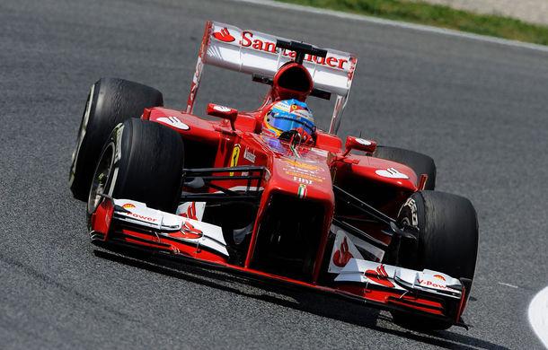 Alonso a câştigat Marele Premiu al Spaniei !