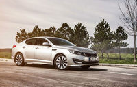 Test drive Kia Optima