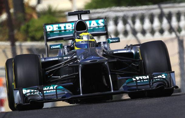 Rosberg a câştigat Marele Premiu al statului Monaco