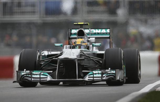 Hamilton şi Rosberg