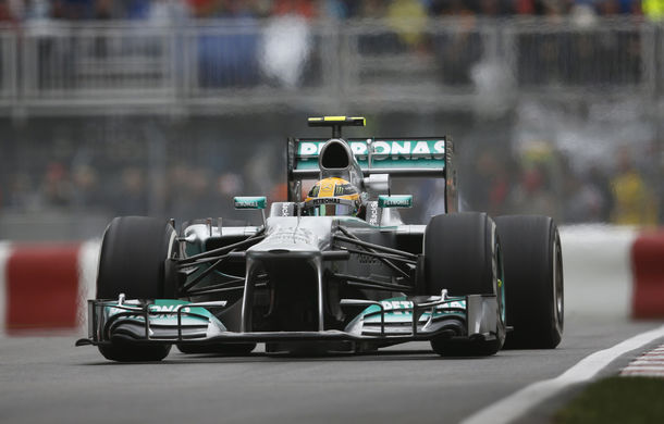 """Mercedes: """"Suntem pregătiţi pentru procesul testului cu Pirelli"""" - Poza 1"""