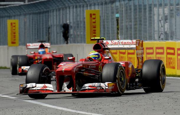 Ferrari şi Lotus