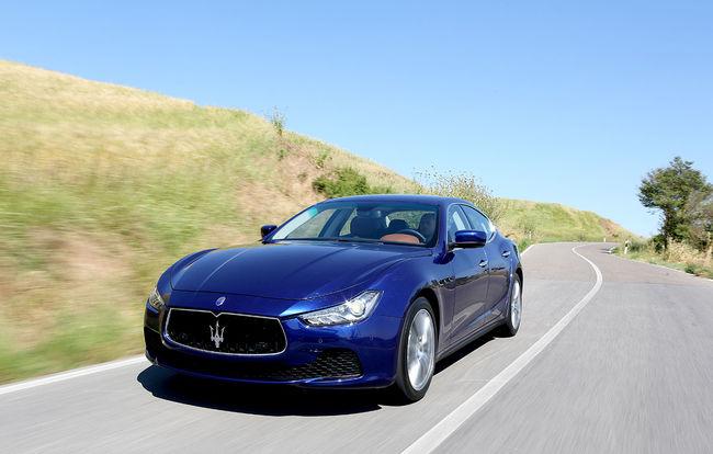 Test drive Maserati Ghibli (2013-prezent)