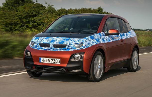 20 de lucruri pe care nu le ştiai despre... BMW i3 - Poza 1