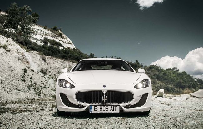 Test drive Maserati GranTurismo Sport facelift(2014-2017)
