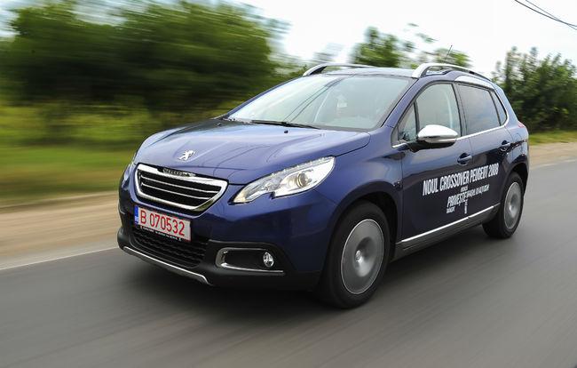 Test Drive Peugeot 2008 1 6 E Hdi Fap Stt 92 Cp Allure