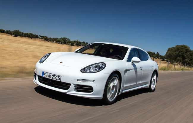 Test drive Porsche Panamera (2013-2016)