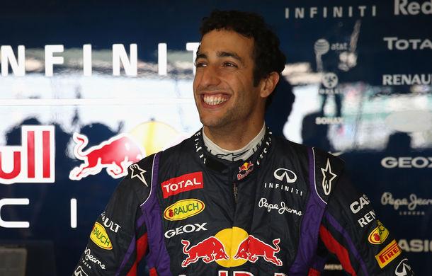 Red Bull l-a ales pe Ricciardo