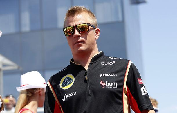 Raikkonen confirmă eşecul negocierilor cu Red Bull - Poza 1