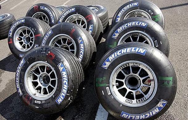 """Michelin: """"Termenul limită pentru a deveni furnizor de pneuri în F1 este octombrie"""" - Poza 1"""