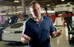 VIDEO: Elon Musk, fondatorul Tesla, critică Chevrolet Volt şi Nissan Leaf