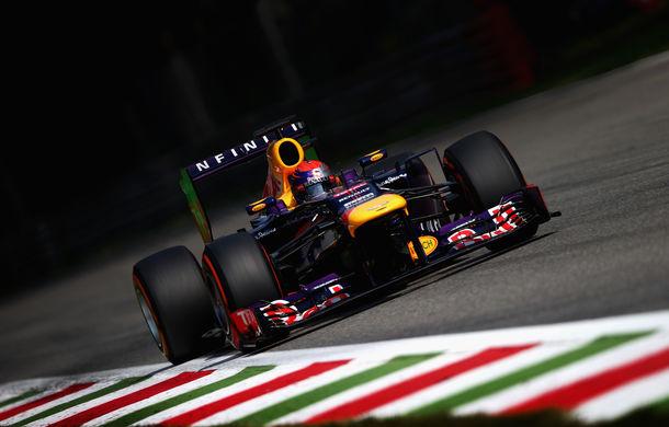 Vettel a câştigat la Monza