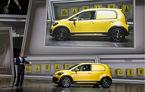 Volkswagen E-load Up - conceptul unui automobil utilitar electric dedicat mediului urban
