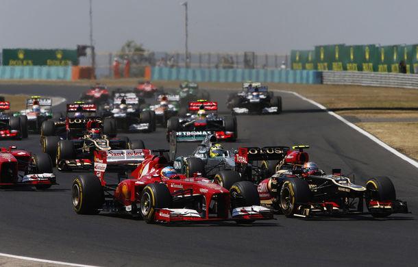 Calendarul Formulei 1 pentru 2014