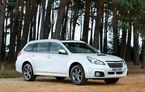 Subaru Outback - revizuiri discrete şi o nouă versiune diesel