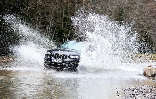 Test drive Jeep Grand Cherokee facelift (2013-prezent)