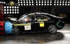 EuroNCAP: 5 stele pentru Mercedes-Benz CLA, Peugeot 2008, Jeep Cherokee şi Suzuki SX4
