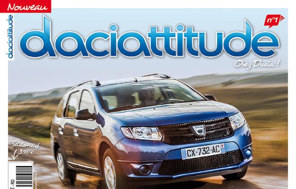 Daciattitude: prima revistă a pasionaţilor Dacia a fost lansată în Franţa - Poza 2
