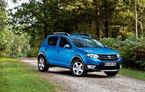 Dacia a produs 100.000 de Sandero şi Sandero Stepway