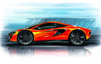 McLaren prezintă primele detalii ale lui P13, viitorul rival al lui Porsche 911