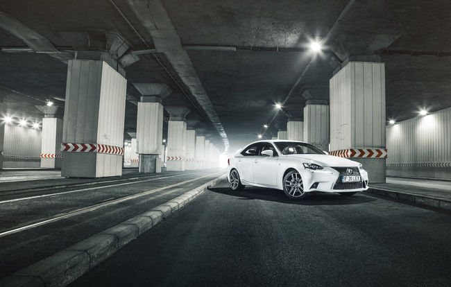 Test drive Lexus IS (2013-2017)