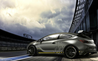 Opel Astra OPC Extreme anunţă cea mai performantă versiune a lui Astra din istorie