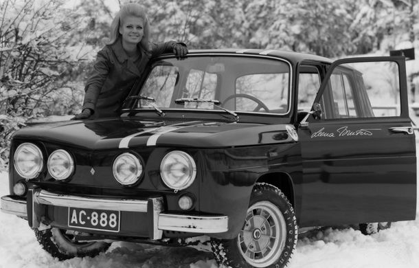 Maşini de poveste: Renault 8 Gordini și Vrăjitorul Mecanicii - Poza 5
