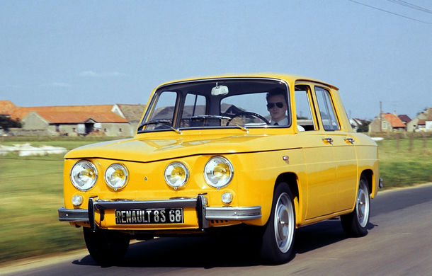 Maşini de poveste: Renault 8 Gordini și Vrăjitorul Mecanicii - Poza 10