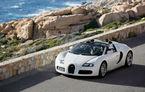 Bugatti se chinuie să vândă ultimele exemplare Veyron rămase pe stoc