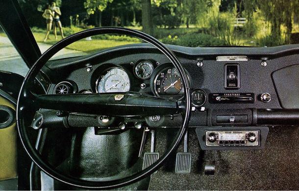 Maşini de poveste: Panhard 24 - Poza 5