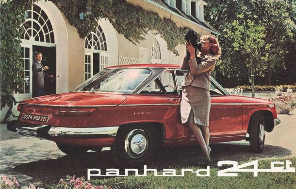 Maşini de poveste: Panhard 24 - Poza 2