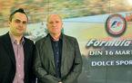Berti Panaiot şi Alexandru Dobai vor comenta Formula 1 la Dolce Sport
