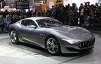 Corespondenţă de la Geneva 2014: Maserati Alfieri, surpriza exotică de la standul Tridentului