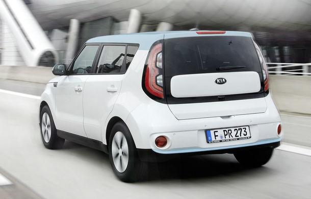 Kia Soul EV: prima electrică de serie a mărcii are 7 ani garanţie şi 200 km autonomie - Poza 24