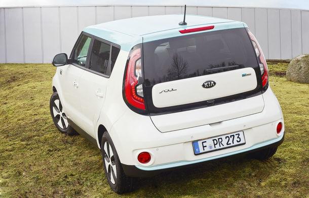 Kia Soul EV: prima electrică de serie a mărcii are 7 ani garanţie şi 200 km autonomie - Poza 27