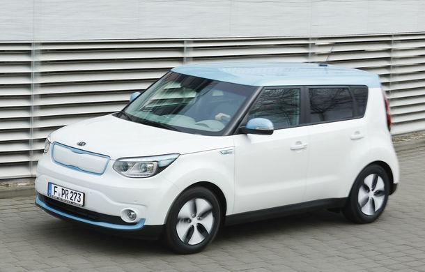 Kia Soul EV: prima electrică de serie a mărcii are 7 ani garanţie şi 200 km autonomie - Poza 3