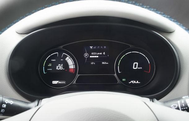Kia Soul EV: prima electrică de serie a mărcii are 7 ani garanţie şi 200 km autonomie - Poza 7