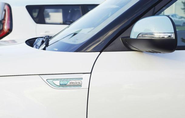 Kia Soul EV: prima electrică de serie a mărcii are 7 ani garanţie şi 200 km autonomie - Poza 14