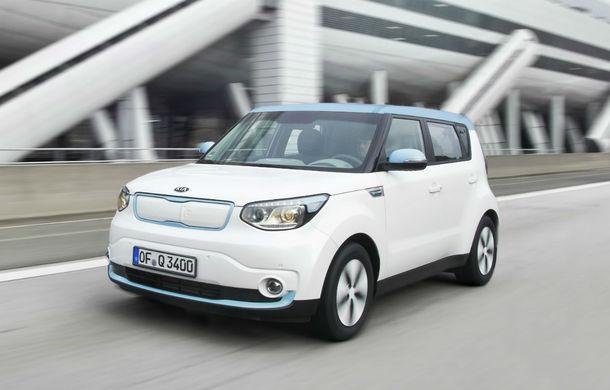 Kia Soul EV: prima electrică de serie a mărcii are 7 ani garanţie şi 200 km autonomie - Poza 1