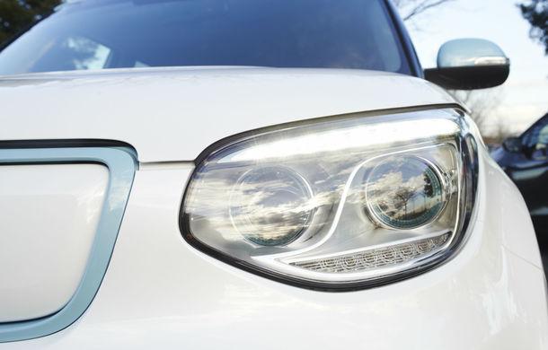 Kia Soul EV: prima electrică de serie a mărcii are 7 ani garanţie şi 200 km autonomie - Poza 15