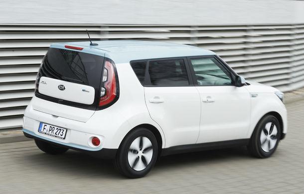 Kia Soul EV: prima electrică de serie a mărcii are 7 ani garanţie şi 200 km autonomie - Poza 4