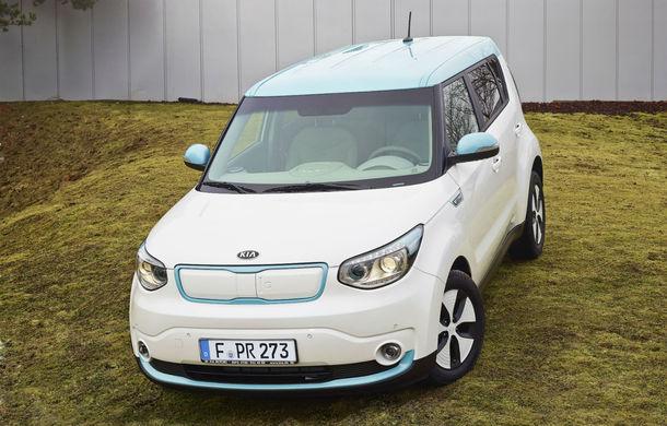 Kia Soul EV: prima electrică de serie a mărcii are 7 ani garanţie şi 200 km autonomie - Poza 28
