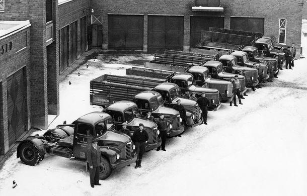 POVEŞTI AUTO: Anvelopa de iarnă împlineşte 80 de ani - Poza 10
