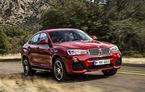Preţuri BMW X4 în România: start de la 47.000 euro