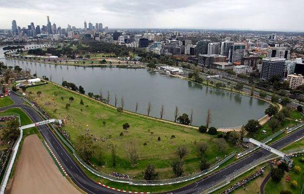 Avancronica Marelui Premiu de Formula 1 al Australiei