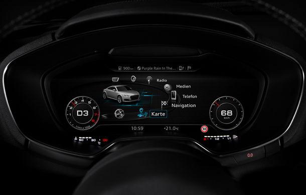 25 de lucruri pe care nu le ştiai despre... noul Audi TT - Poza 12