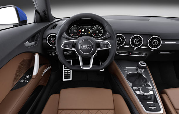 25 de lucruri pe care nu le ştiai despre... noul Audi TT - Poza 7
