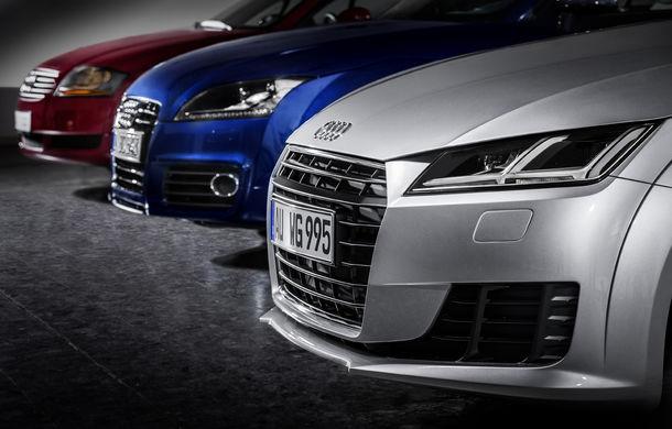 25 de lucruri pe care nu le ştiai despre... noul Audi TT - Poza 3