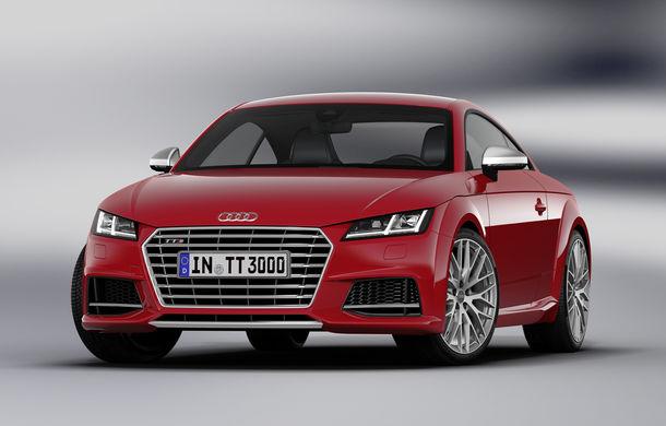 25 de lucruri pe care nu le ştiai despre... noul Audi TT - Poza 6